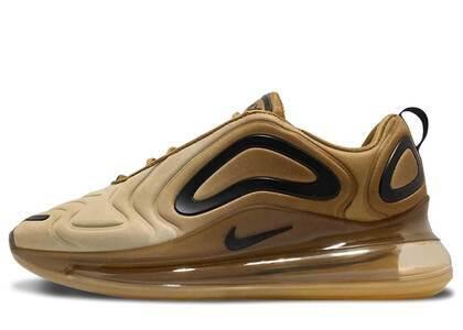 Nike Air Max 720 Wheat/Black-Club Goldの写真
