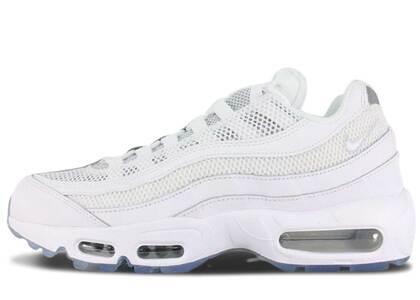 Nike Air Max 95 Essential White/White-Pure Platinumの写真