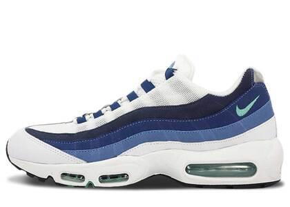 Nike Air Max 95 OG White Slate Blueの写真