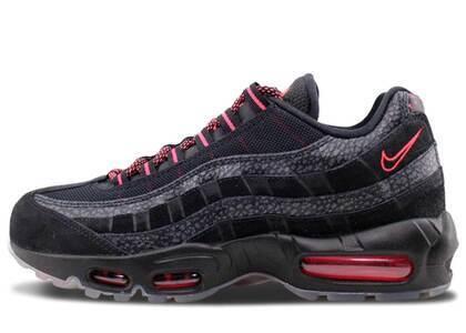 Nike Air Max 95 Runnin Gunnin Black/Infra Redの写真