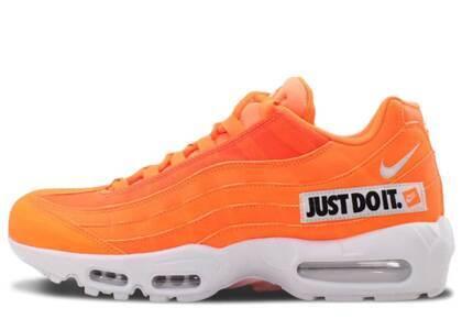 Nike Air Max 95 SE Total Orange/White-Blackの写真