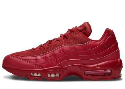 Nike Air Max 95 Triple Red Varsity Red/Varsity Redの写真