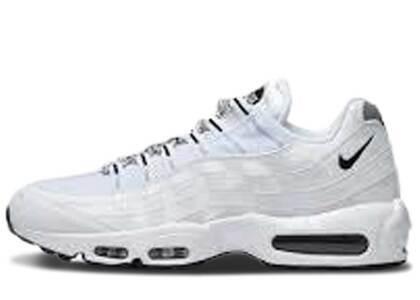 Nike Air Max 95 White/Black-Blackの写真