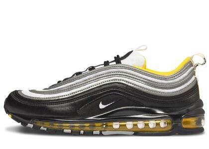 Nike Air Max 97 Black/White-Amarilloの写真