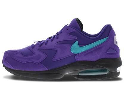 Nike Air Max2 Light Grapeの写真