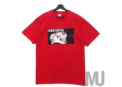 Supreme Bela Lugosi Tee Redの写真