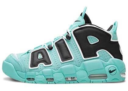 Nike Air More Uptempo Light Aquaの写真