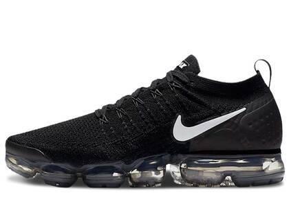 Nike Air Vappormax Flyknit 2 Black/White-Dark Greyの写真