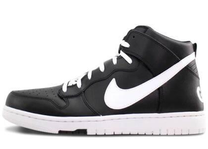 Nike Dunk CMFT PRM Black/Whiteの写真