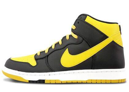 Nike Dunk Cmft University Gold/Black-Whiteの写真