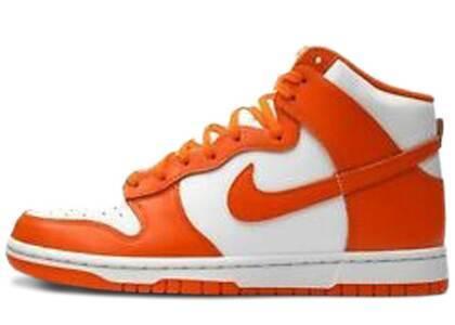 Nike Dunk High'08 LE Sail/Safety Orange-Sailの写真