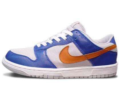 Nike Dunk Low Pro Sport Royal/Mesa Orange-Neutral Greyの写真