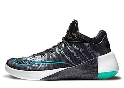 Nike HyperDunk 2015 Low Limited Black/White/Hyper Jadeの写真