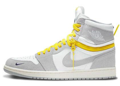 Nike Air Jordan 1 High Switch Light Smokeの写真