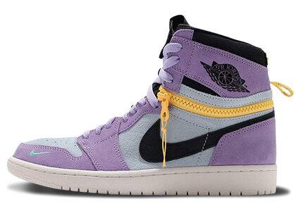 Nike Air Jordan 1 High Switch Purple Pulseの写真