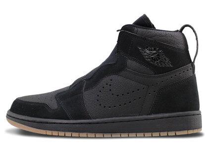 Nike Air Jordan 1 High Zip Black Gumの写真