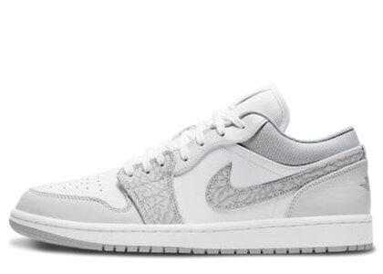Nike Air Jordan 1 Low PRM Smoke Grey Elephantの写真