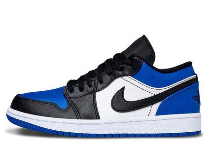 Nike Air Jordan 1 Low Royal Toeの写真