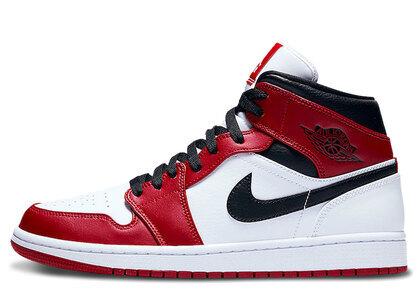 Nike Air Jordan 1 Mid Chicago (2020)の写真