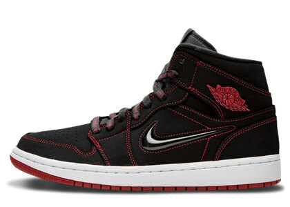 Nike Air Jordan 1 Mid Fearless Come Fly With Meの写真