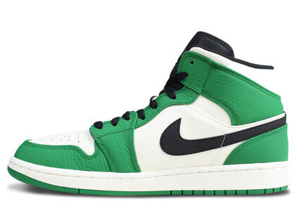 Nike Air Jordan 1 Mid Pine Greenの写真