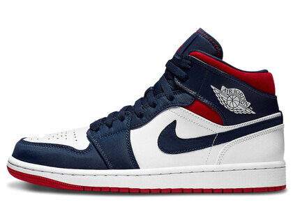 Nike Air Jordan 1 Mid SE USAの写真