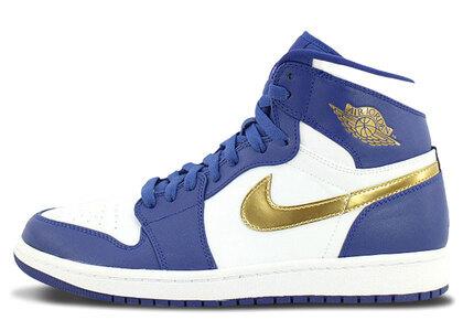 Nike Air Jordan 1 Retoro Gold Medalの写真