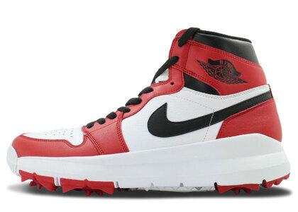 Nike Air Jordan 1 Retoro Golf Cleat Chicagoの写真