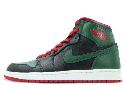 Nike Air Jordan 1 Retoro Green Gucciの写真