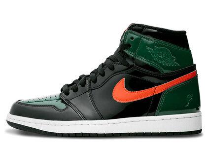 Nike Air Jordan 1 Retoro High Solefly Art Basel Blackの写真