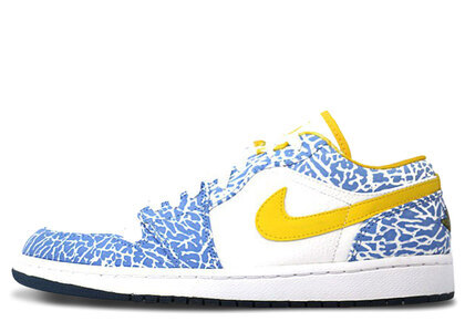 Nike Air Jordan 1 Retoro Low West Coastの写真