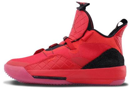 Nike Air Jordan 33 University Redの写真