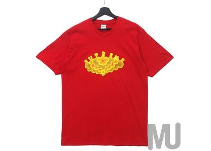 Supreme Cloud Tee Redの写真