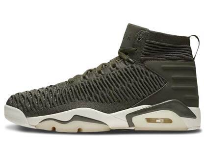 Nike Air Jordan Flyknit Elevation 23 Cargo Khakiの写真