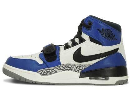 Nike Air Jordan Legacy 312 Storm Blueの写真