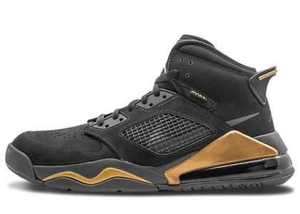 Nike Air Jordan Mars 270 Black/Anthrasite-Metallic Goldの写真