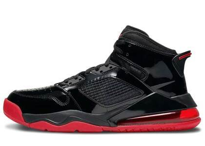 Nike Air Jordan Mars 270 Black/White-Gym Redの写真