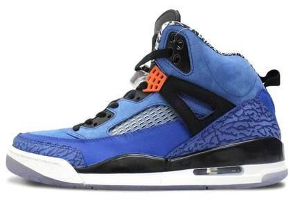 Nike Air Jordan Spizike Knicks Blueの写真