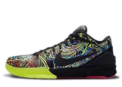 Nike Kobe 4 Protro Wizenard Black/Black-Volt-Laser Fuchsiaの写真