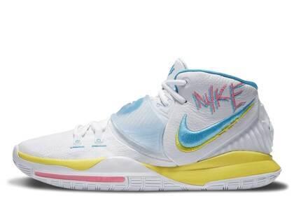 Nike Kyrie 6 90s White Multiの写真