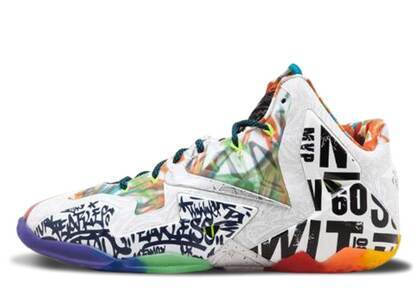 Nike Lebron 11 Premium What The Lebronの写真