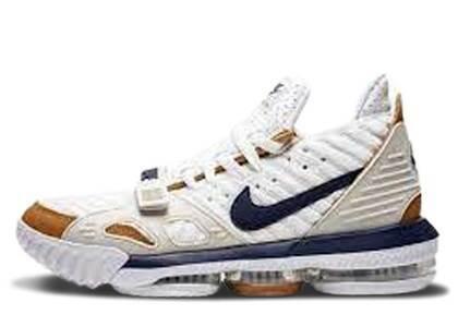 Nike Lebron 16 Air Trainer 3 Medcine Ballの写真