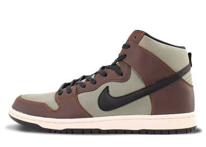 Nike SB Dunk High Pro Baroque Brown/Blackの写真