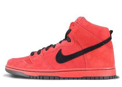 Nike SB Dunk High Red Devilの写真