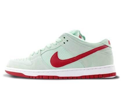 Nike SB Dunk Low Medium Mint Gym Redの写真