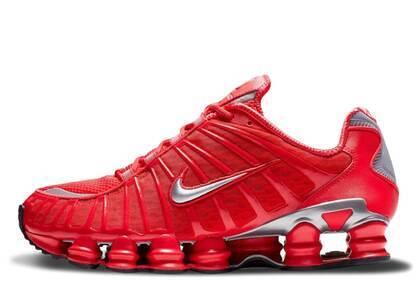 Nike Shox TL Speed Red/Metallic Silverの写真