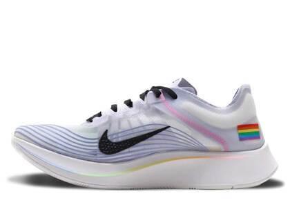 Nike Zoom Fly Betrue White/Black-Palest Purpleの写真