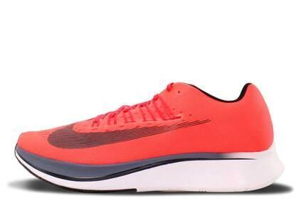 Nike Zoom Fly Bright Crimson/Black/Blue Foxの写真