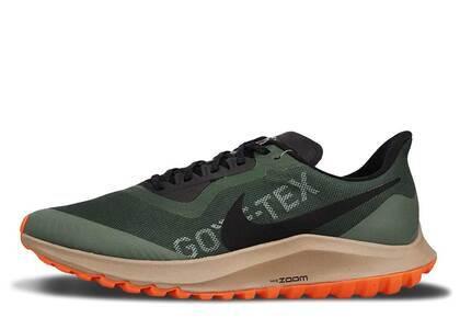 Nike Zoom Pegasus 36 Trail Gore-tex Galactic Jadeの写真