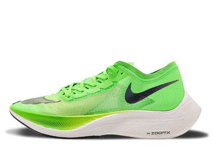 Nike Zoom X Vaporfly Next% Electric Greenの写真